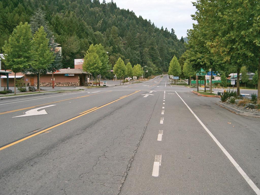 Bike Lane Rural Design Guide